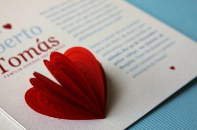 Origami: papel carregado de amor