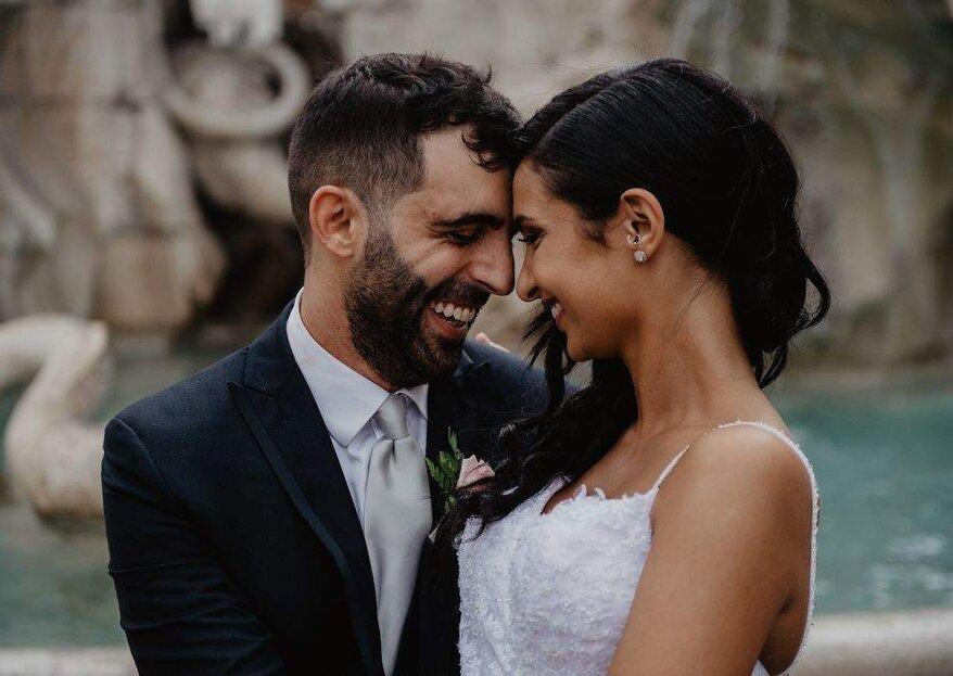 Ad ogni coppia il suo stile: nei dettagli Qualcosa di Più Wedding Planner racconta il vostro amore