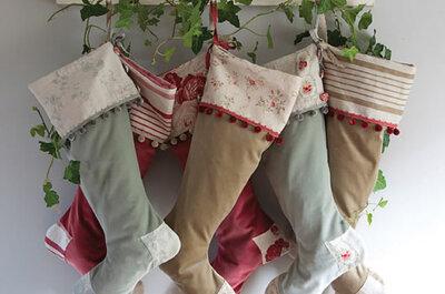 Boda en Navidad: ideas para una celebración muy acogedora