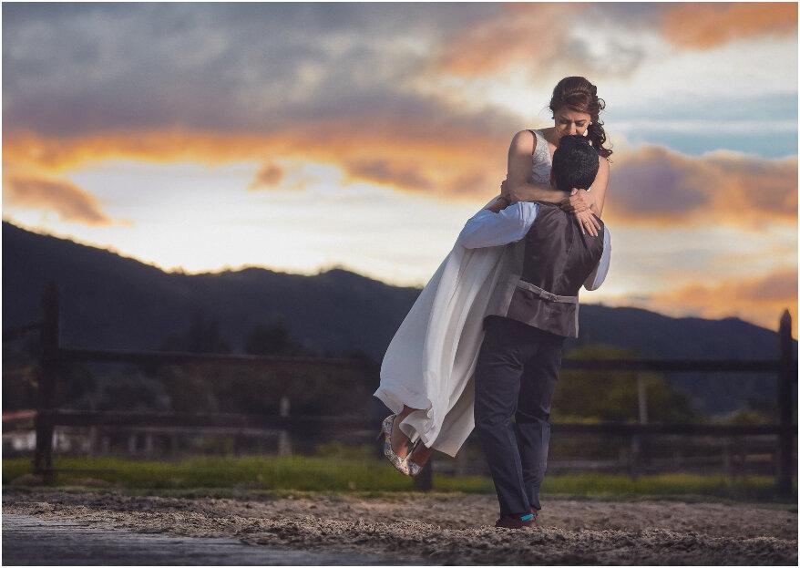 Boda improvisada o elopement: ¡novios a la fuga para celebrar el amor!