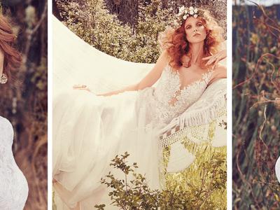 De nieuwste trends: sprookjesachtige Maggie Sottero jurken