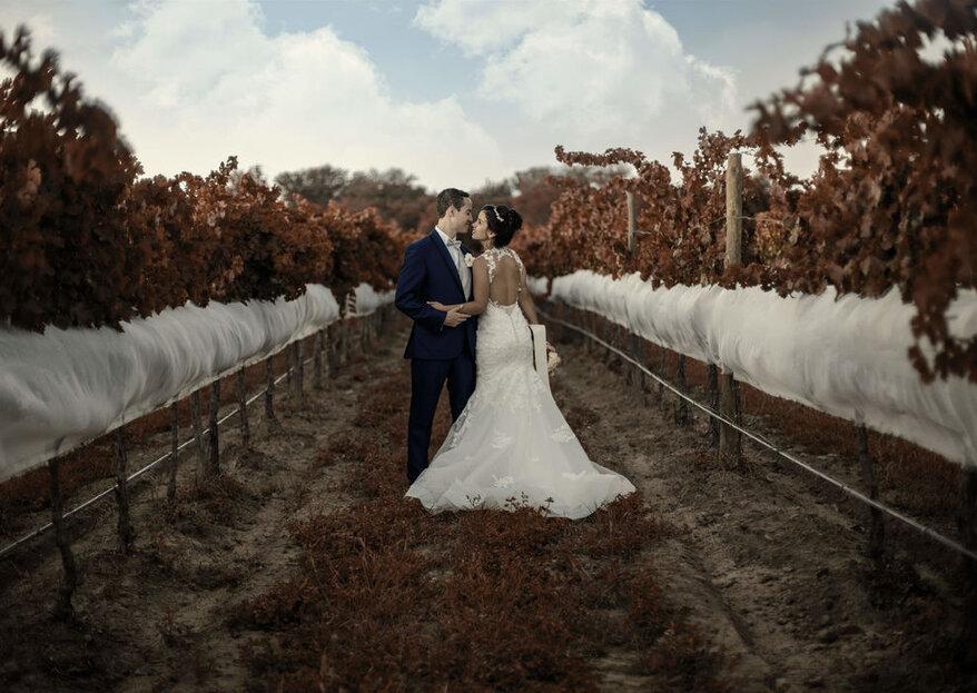 Captura los momentos más especiales de tu boda con estos profesionales de la fotografía