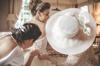 Imagens emocionantes e marcantes de casamentos