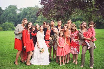 Como lidar com 12 tipos de pessoas que pensam que o SEU casamento é o DELAS!
