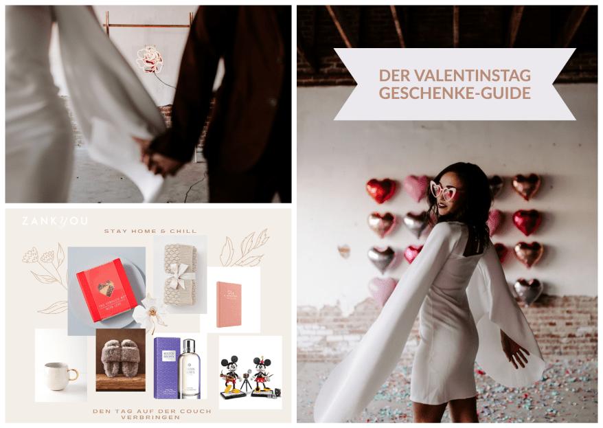 Der ultimative Valentinstag Geschenke-Guide 2021!