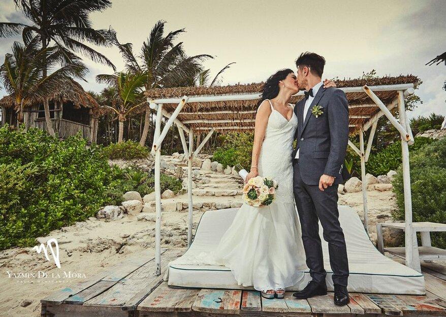 Deja tu boda en las manos de estos expertos ¡no te arrepentirás!