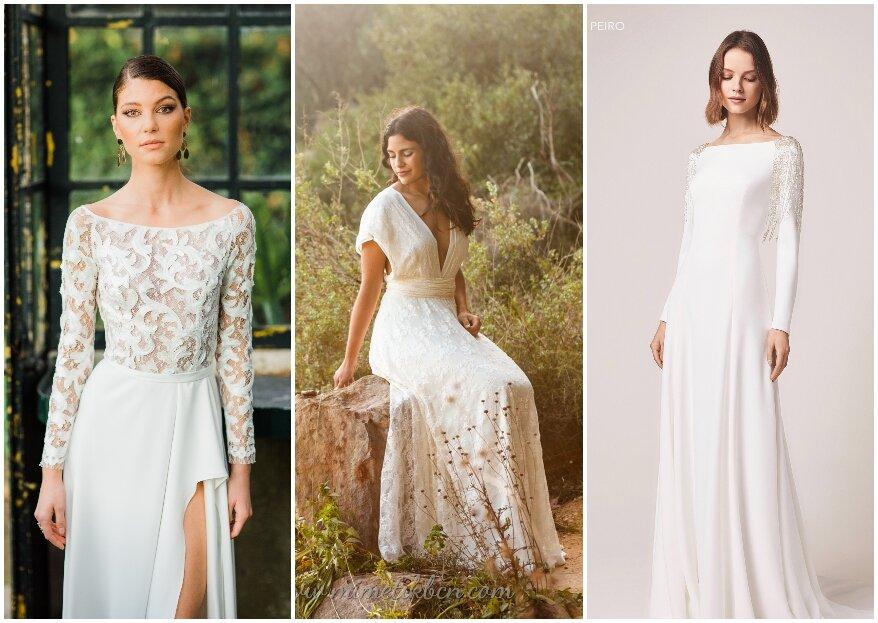 Los 10 mejores ateliers de vestidos de novia de Barcelona