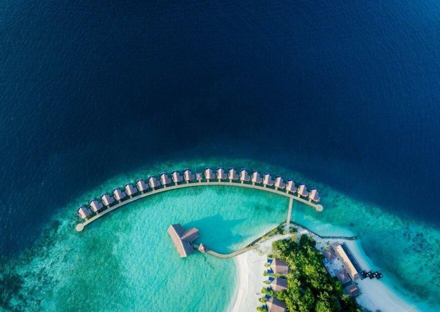 Destination Wedding : les meilleurs hôtels pour un mariage de rêve aux Maldives