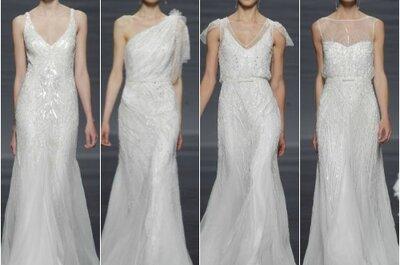 Vestidos de novia 2014: Nuevas tendencias