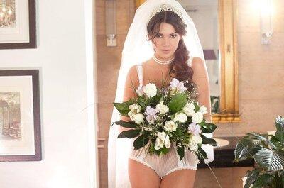 Das trägt die Braut darunter – Sexy Dessous und mehr bei Enamora.de