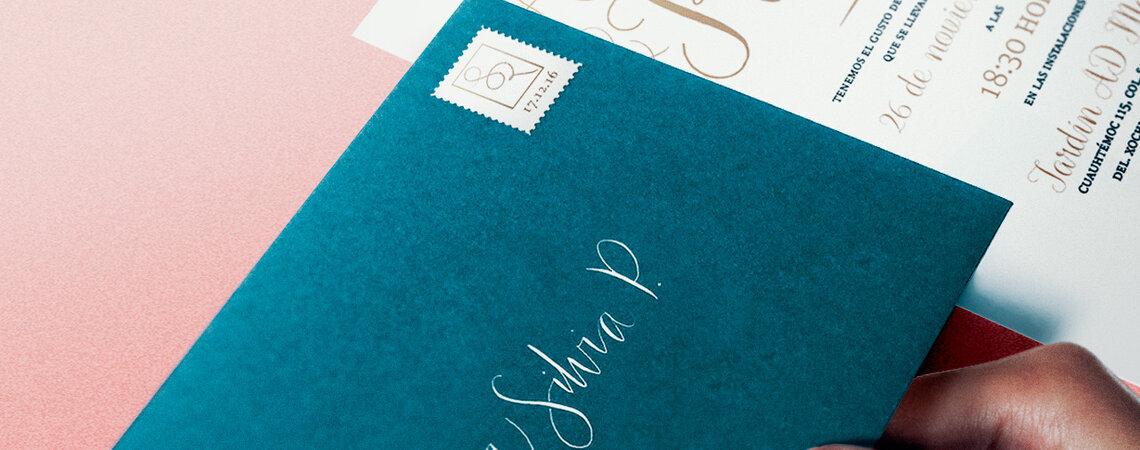 ¿Invitaciones para boda originales?: Descubre los diseños de Nuestro Mejor Día