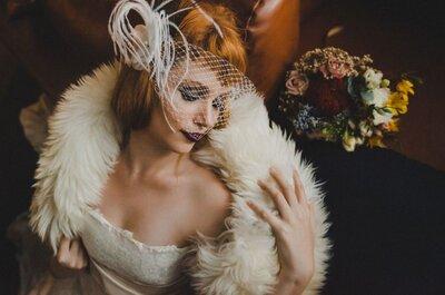 Como escolher o acessório de cabelo IDEAL para uma noiva PERFEITA!