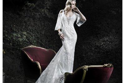 Il 23 Maggio non perdetevi Grace e MAGNIFICA le nuove collezioni sposa firmate Alessandra F Couture