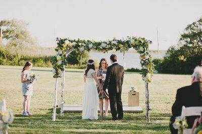 Cómo hacer una boda rústica en 11 pasos. ¡No te saltes ni uno!