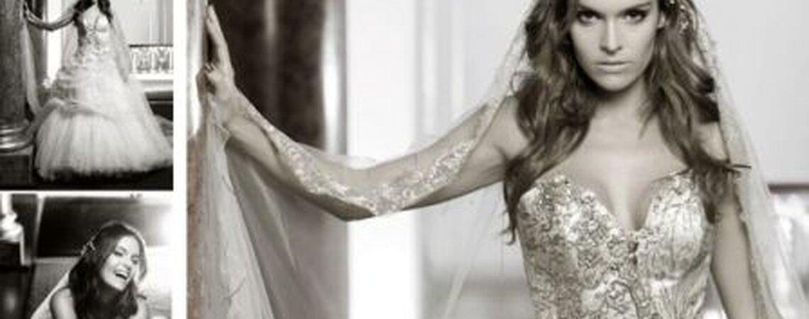 Vestidos de Noiva Micaela Oliveira 2010-2011