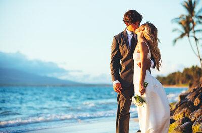 Una ceremonia espiritual y muy especial: La mejor forma de iniciar el matrimonio