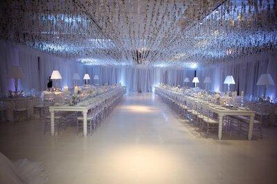 4 consejos de un decorador para lograr una boda tan única que será irrepetible