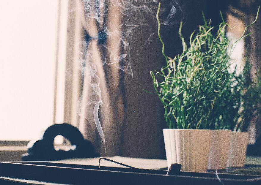 ¿Cómo limpiar las energías negativas de tu hogar antes de la fase de luna nueva?
