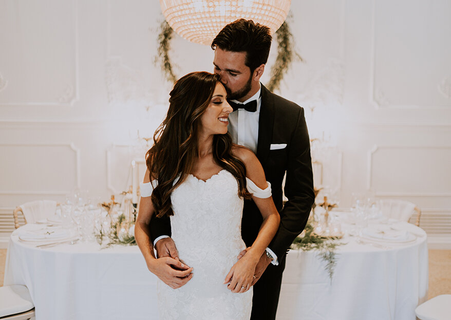 Sara & Pedro: um amor inesperado celebrado num dia mágico e feliz
