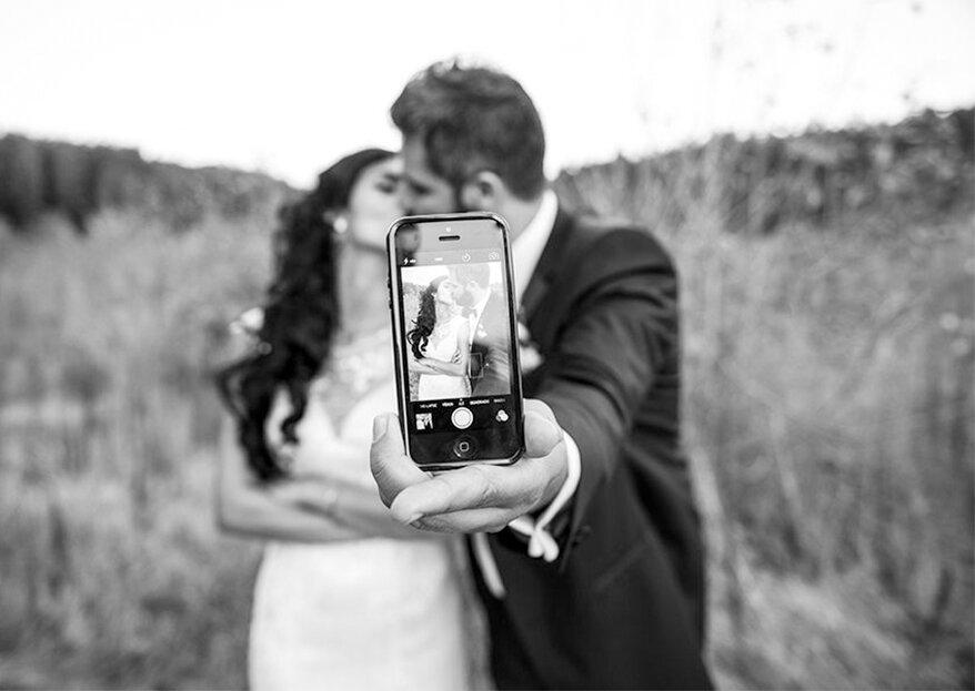 As melhores dicas para um casamento sem telemóveis a atrapalhar. Super úteis!