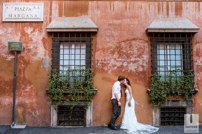 Le migliori location per matrimoni di Roma sull'Appia Antica