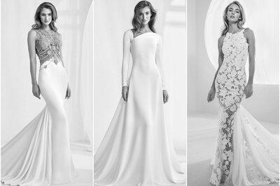 Vestidos de novia Pronovias 2018. ¡Descubre las tendencias más llamativas de la próxima temporada!