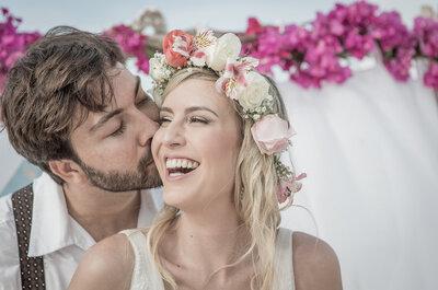 Evita estos 5 errores a un mes de la boda: ¡Descúbrelos!