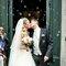 Świeżo upieczeni nowożeńcy