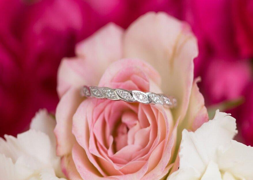 Tendance bijoux : les plus belles alliances témoignant de votre amour !