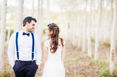 Efeito Espontâneo: verdadeiras almas gémeas unidas para contar a vossa história de amor
