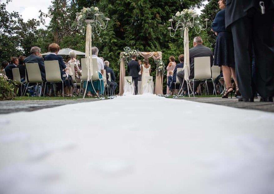 Silvia Rossi: le due facce del wedding al servizio del vostro grande giorno