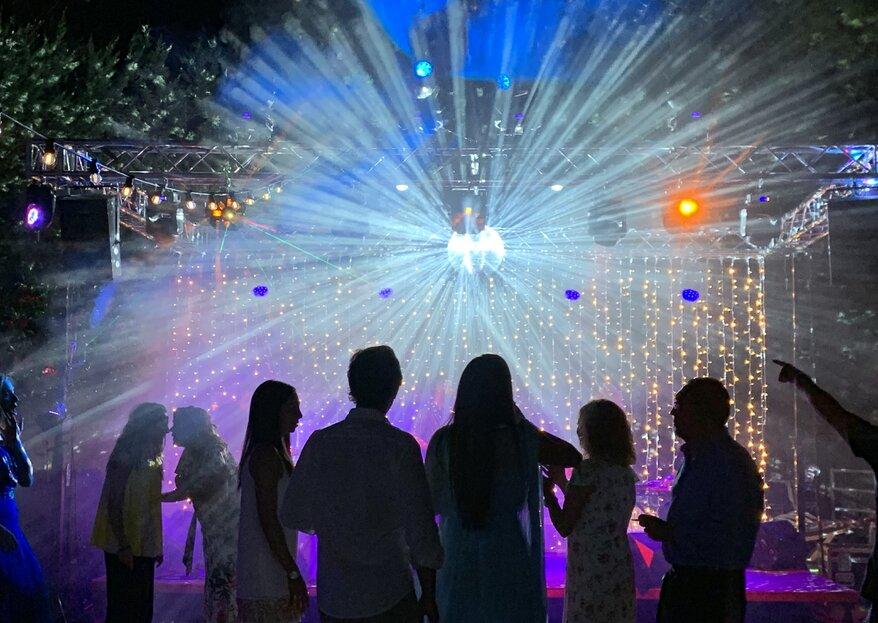Sassot Sound es la herramienta perfecta para hacer de tu boda un espectáculo total