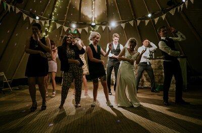 Las canciones que ya NO deberían sonar en tu boda