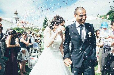 Só precisam de 3 coisas para que o vosso casamento seja PERFEITO: venham conhecê-las!