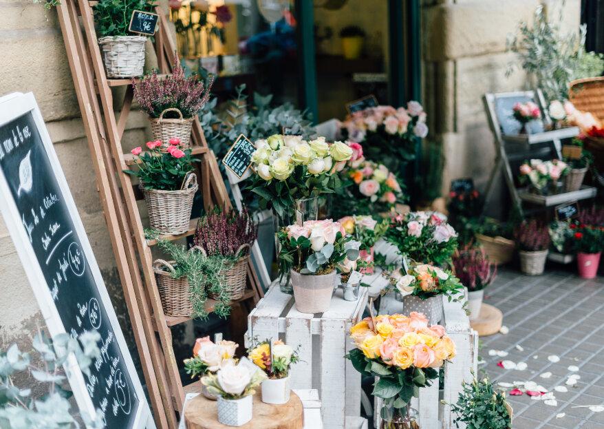 7 preguntas para hacer al florista de tu matrimonio. ¡Apunta!