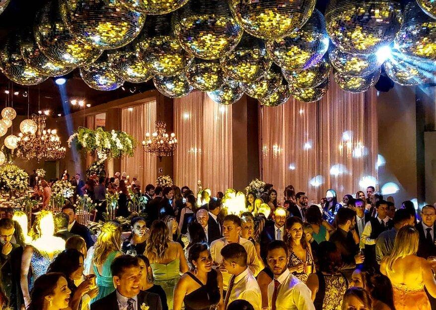 As melhores bandas de casamento de Belo Horizonte: para dançar até o sol raiar!