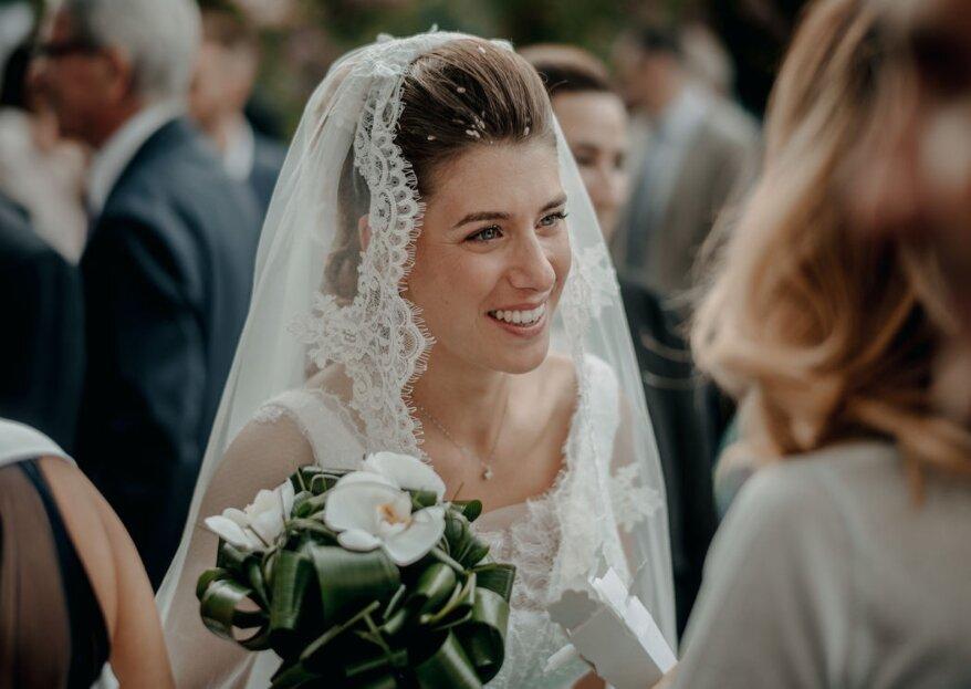 Bridal Beauty Service: quando il mondo della moda e quello della bellezza si fondono in una cosa sola