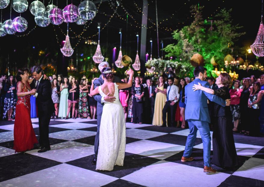 ¿Cómo convencer a tu novio para bailar el día de tu matrimonio?