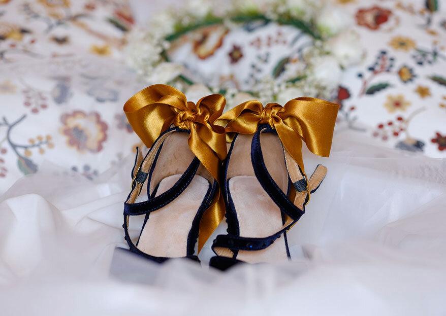 Oytto: sapatos arrojados e feitos à mão para noivas irreverentes