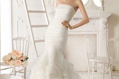 Colecção de vestidos de noiva Aire Barcelona 2013: os nossos preferidos