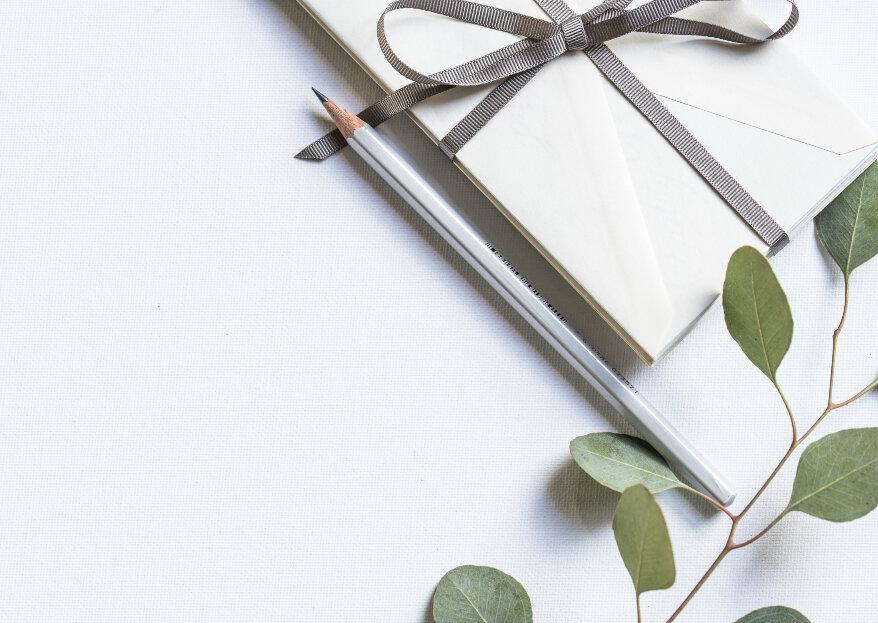 ¿Cómo escribir los partes de matrimonio? ¡Te contamos qué poner en las invitaciones de boda!