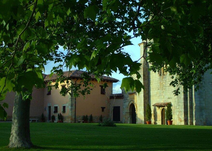 Finca Santa Eufemia es un lugar único por la belleza de su entorno y por ser un lugar elegido por el arte y por la historia