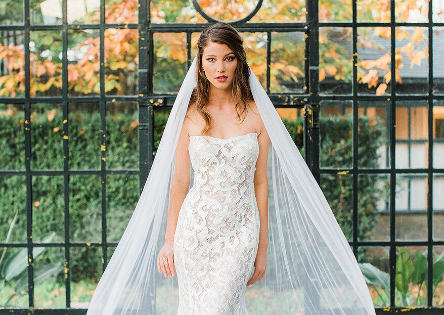 Os 10 erros que as noivas cometem ao escolher o vestido de noiva