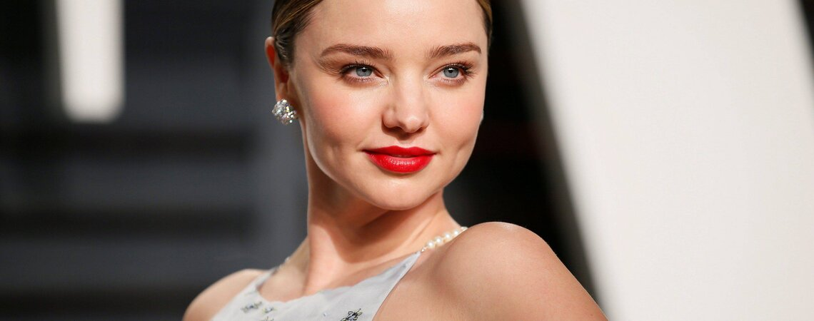 89th Academy Awards - Oscars Vanity Fair Party - Beverly Hills, California, U.S. - 26/02/17 Model Miranda Kerr  REUTERS/Danny Moloshok/File PhotoCODE: X01907