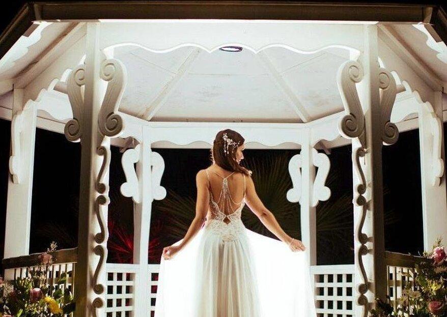 Todo lo que debes tener en cuenta a la hora de elegir el vestido de novia para tu gran día