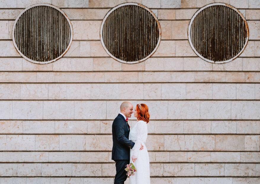 Entre familia y amigos: la boda de Aitana y Andrés