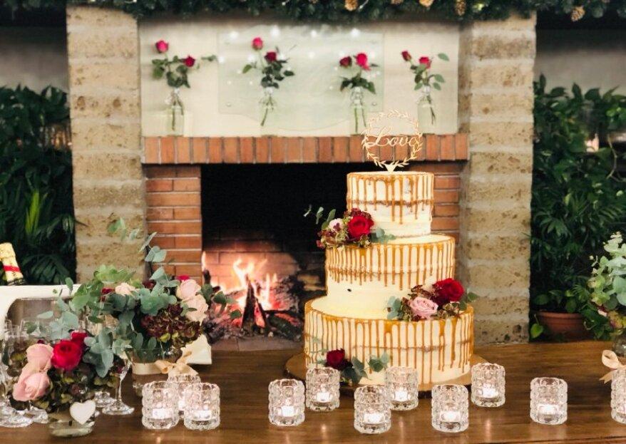 Un matrimonio invernale a L'Antico Casale dei Mascioni