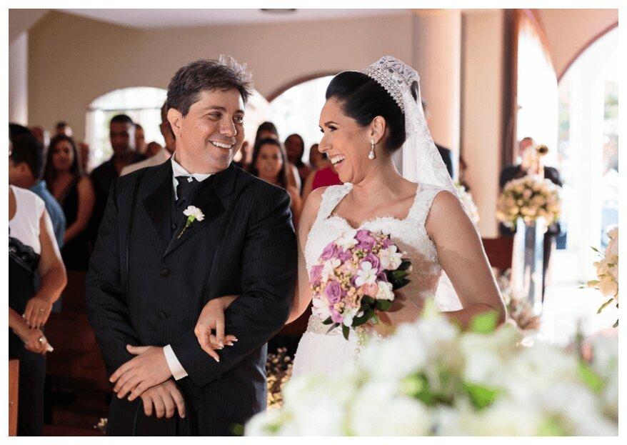 Descubra estes profissionais que tornarão a organização do seu casamento muito mais fácil!