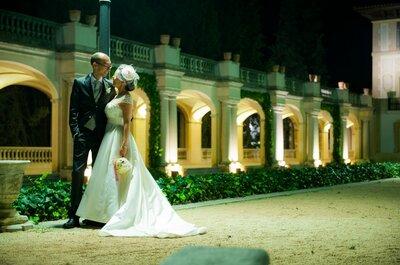Un lugar cargado de historia y con espacios singulares para el día de tu boda
