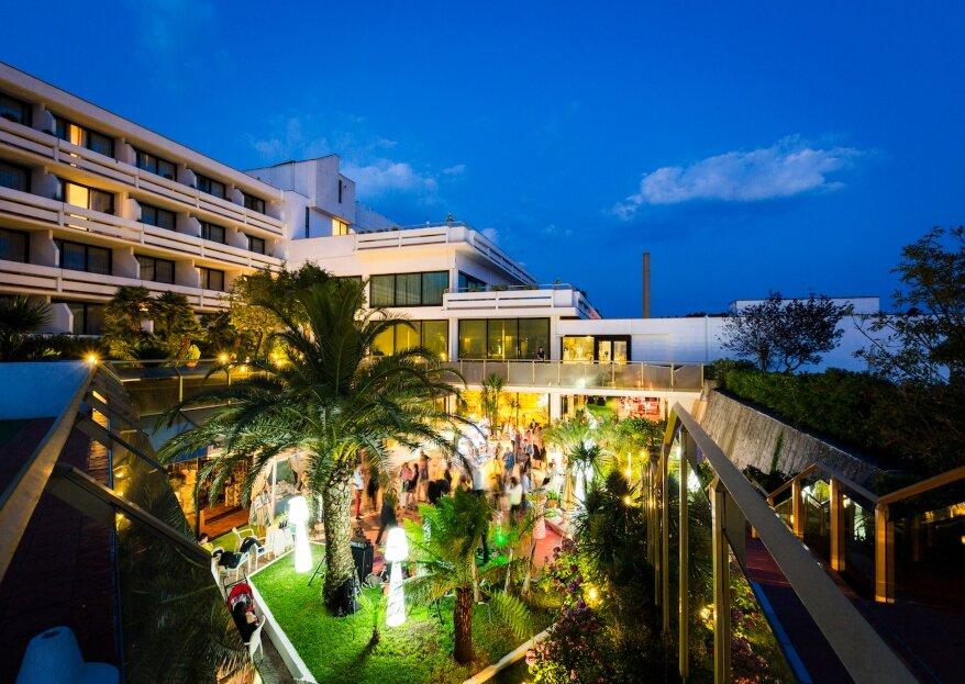 Matrimonio con vista? Scopri qual è la location ideale: Grand Hotel Pianeta Maratea